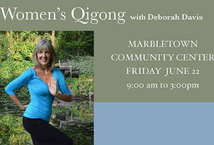 Women's Qigong – Marbletown Community Center