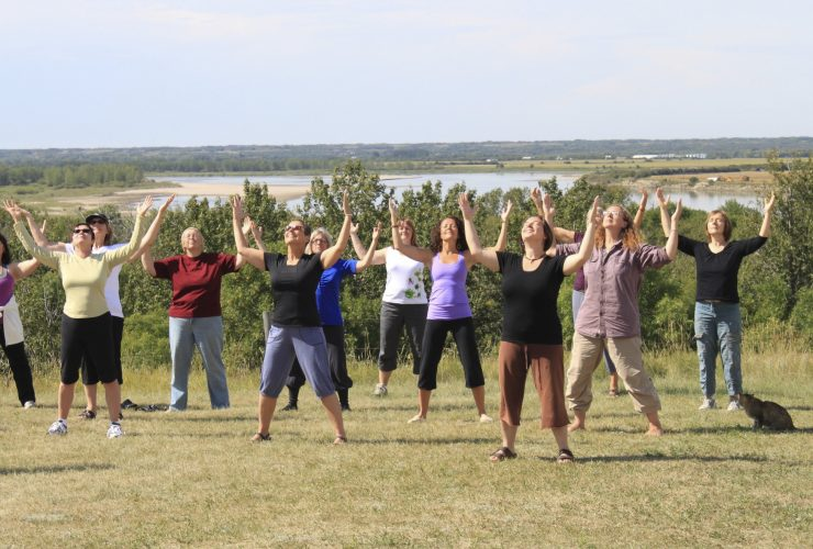 Kripalu Interview – What Is Qigong?