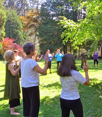 Kripalu Yoga Retreat Center Bone Joint Pelvic Womens Qigong Womens Qigong By Deborah Davis Qigong Dvd Retreats Video Book