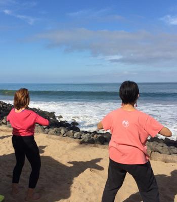 Kripalu Yoga Retreat Center Ocean Qigong Womens Qigong By Deborah Davis Qigong Dvd Retreats Video Book
