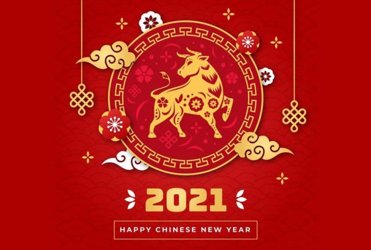 Happy New Year of the Metal Ox!